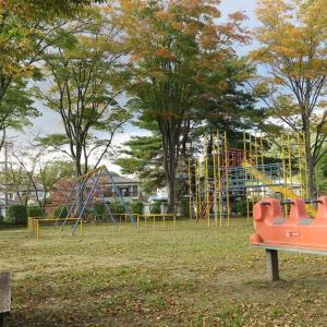 07/05(月)「蓬莱西公園(福島市蓬莱町)」放射線量マップ