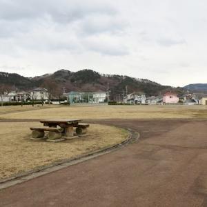 07/18(日)「南向台第1公園(福島県福島市)」放射線量マップ