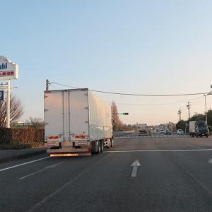 09/19(日)「[その2]国道4号【福島-郡山】(福島県)」放射線量マップ