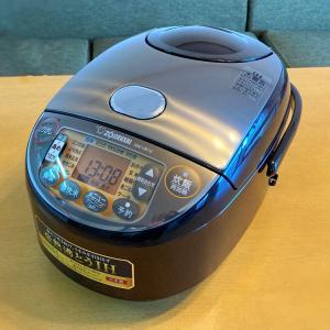 『象印 NW-VB10-TA』炊飯器レビュー!機能的でコスパ◎