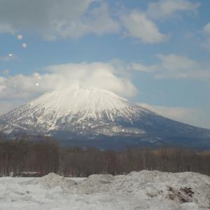 蝦夷富士こと羊蹄山まてドライブ