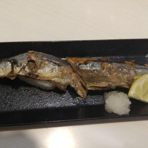 魚べい 函館本通店「秋の味覚第1弾」