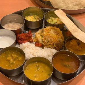 【十條銀座】南インド料理屋カレーリーブス