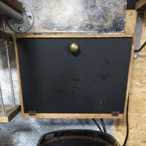 セリアの木製角材で配線ボックスをDIY‼️  簡単&オシャレに目隠ししよう🎵-まとめ【100均+ワトコオイル+ビス】