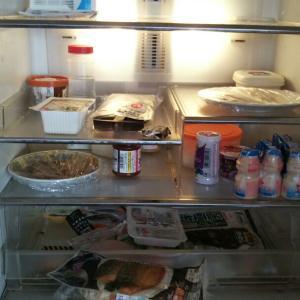 義実家訪問*腹痛&冷蔵庫