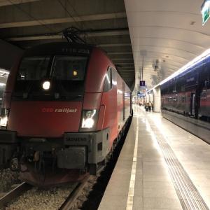 ウィーン空港から市内までのおすすめ移動手段
