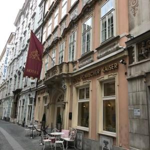 4星ホテルで立地条件がバツグンに良くおすすめ宿|ウィーン街中便利