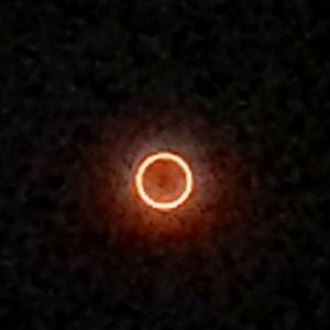【日記】台湾で金環日食観察