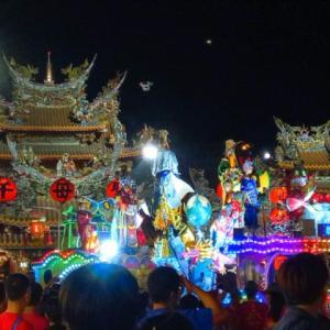 道教の女神の誕生祭『迎媽祖』