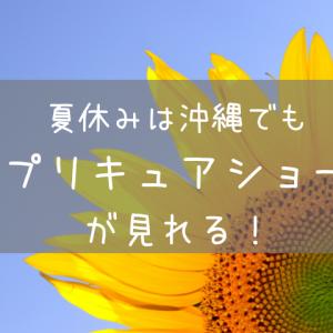 沖縄でプリキュアに会いたいならここ!毎年夏休みにこどもの国でプリキュアショー♪