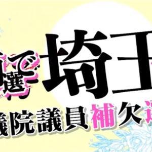 【投票日は10月27日】参議院埼玉県選出議員補欠選挙、それでも立花氏が勝てない理由