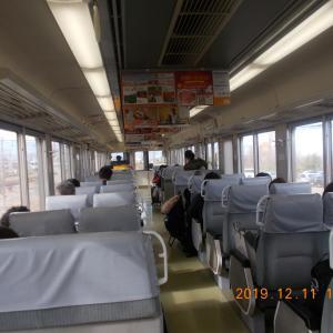 東海道本線 関ヶ原→柏原→近江長岡 12/11