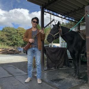 JCSN カウボーイシューティングのコツ【ウエスタン乗馬クラブロッキー】