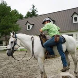 乗馬時の注意点