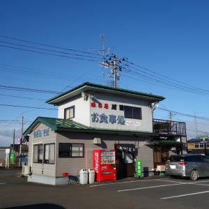 味の店川田のかけうどん(築館)