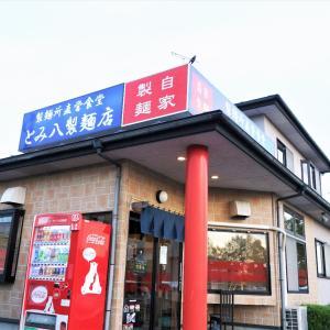 とみ八製麺店の辛味噌つけ麺(迫)