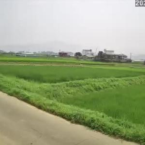 ただいまの信州伊那谷の風景。 ただいまは。。。
