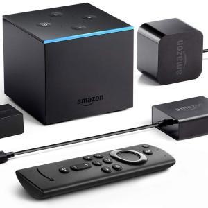 Fire TVとEchoが合体! 【Amazon Fire TV Cube】日本発売は11月5日、本日から予約して購入!