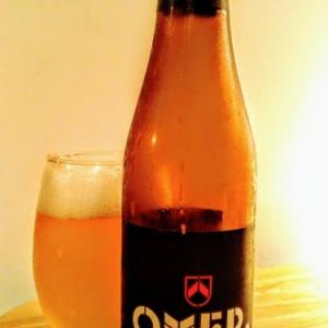 OMER. TRADITIONAL BLOND STRONG BEER ベルギービール