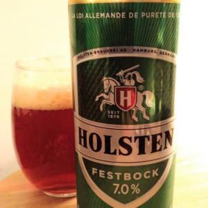 HOLSTEN FESTBOCK ドイツ産ビール