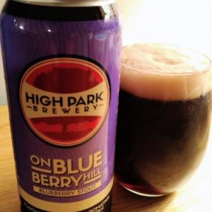 High Park Brewery On Blueberry Hill カナダ産ビール