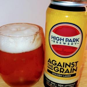 HIGH PARK BREWERY AGAINST THE DRAIN カナダ産ビール