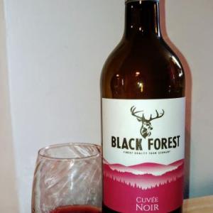 Black Forest  Cuvee Noir ドイツ産赤ワイン