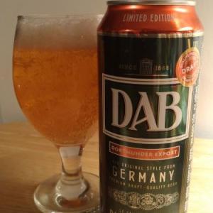 DAB DORTMUNDER EXPORT ドイツ産ビール