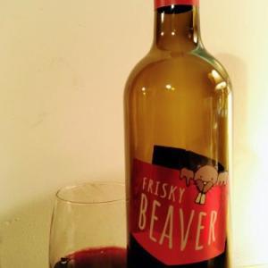 FRISKY BEAVER 2016~カナダ産赤ワイン