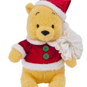 サンタに変身したプーさんがかわいい!ディズニークリスマスのスペシャルグッズを紹介