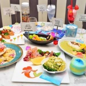 【「リトル・マーメイド」OH MY CAFE】店内&メニュー初公開!