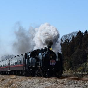 あの頃、この頃のおとちゃん@真岡鉄道