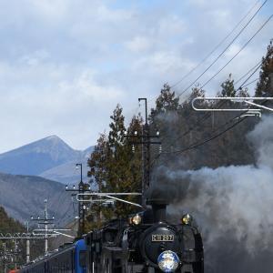 大樹(下今市行)_倉ヶ崎で@東武鉄道と真岡の桜