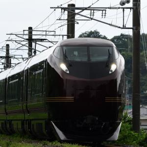 ときわ路(E655走る)