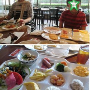 横浜小旅行 2日目 その1 ローズホテルの朝食 横浜大飯店のタピオカ杏仁ソフト 中華街のお土産