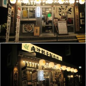 狛江のお店 「ダンダダン酒場」 居酒屋 餃子