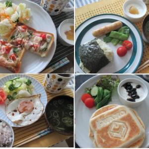・6月中旬のおうちご飯(小4男児のごはんとおやつ、父ちゃん弁当)