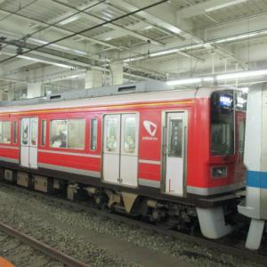★息子との日々★ 小田急線 赤い1000型車両