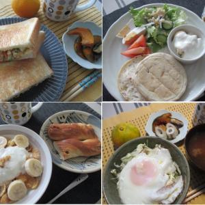 ・10月後半のおうちご飯(小4男児のごはんとおやつ、父ちゃん弁当)