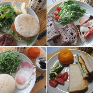 ・1月中旬のおうちご飯(小4男児のごはんとおやつ、父ちゃんのお弁当)