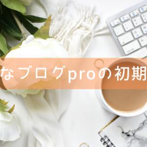 はてなブログproの初期費用とドメイン停止のご挨拶【ブログ初心者】
