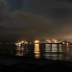 夜の海は全員坊主無し