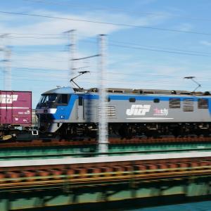 第1浜名橋梁のEF210-135  2019.10.5