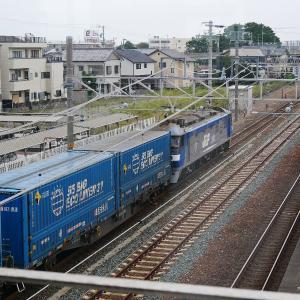 高塚駅の2053レ EF210-118  2019.10.14
