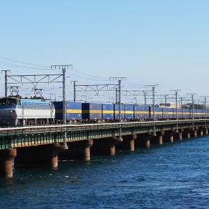 第3浜名橋梁の2059レ EF66-125  2020.1.19