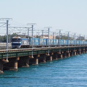 第3浜名橋梁の2053レ EF210-143   2020.3.26