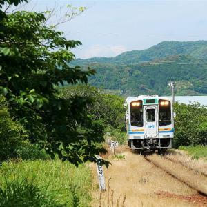 初夏の天竜浜名湖鉄道気賀駅にぶらり旅