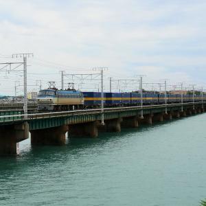 第3浜名橋梁の2059レ EF66-125   2020.7.12