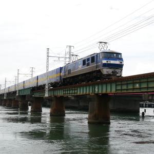 第1浜名橋梁の2059レ EF210-2     2020.7.23