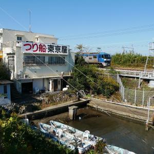 第3浜名橋梁の8052レ EF210-18   2020.11.14